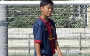 A Paik ya le falta poco para poder jugar con el FC Barcelona