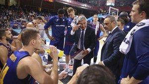 Pesic ve a su equipo motivado de cara al partido ante el Gran Canaria