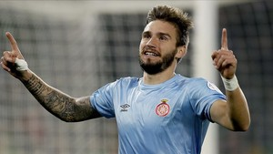 Portu continuará sudando la camiseta del Girona