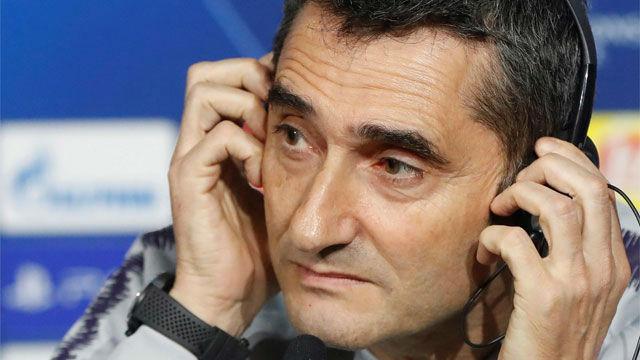 La pregunta que dejó de piedra a Valverde