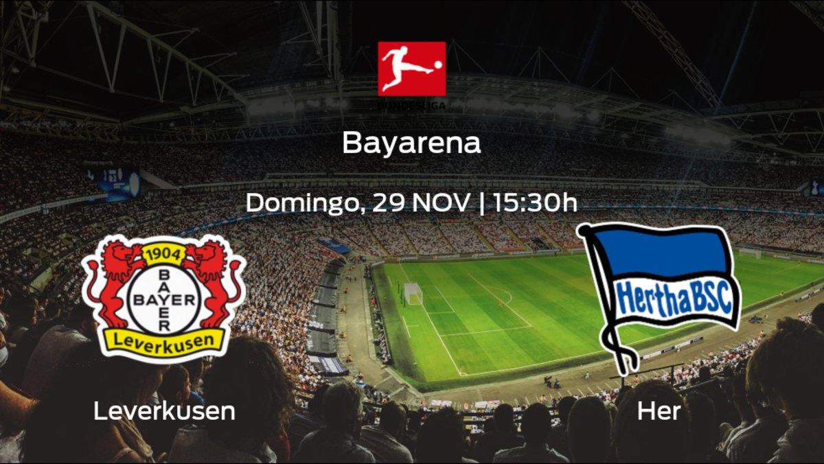 Leverkusen Hertha