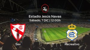 Previa del partido de la jornada 16: Sevilla At. - Recreativo
