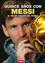 Quince años con Messi