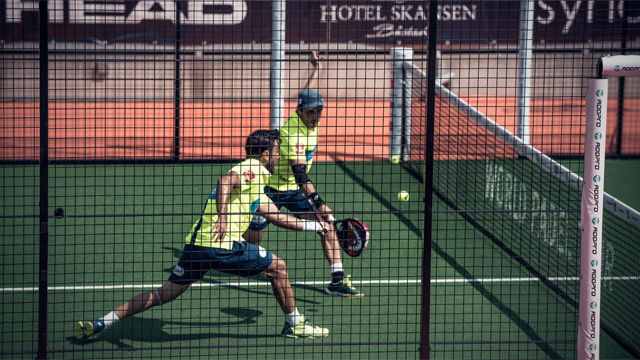 Resumen de la semifinals Lebrón/Belluati vs Bela/Lima Euro en el Finans Swedish Open