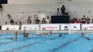 El CN Sabadell ganó la final de la Copa de la Reina de waterpolo