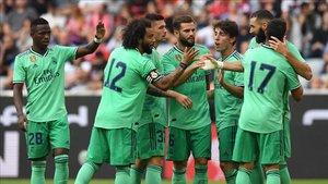 El Salzburgo será el penúltimo rival del Madrid en pretemporada