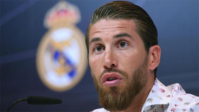 Sergio Ramos: Me quiero retirar en el Real Madrid, estaría dispuesto a jugar gratis