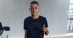 Terrible asesinato en Brasil de un futbolista de 21 años