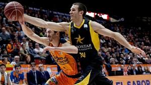 El Valencia Basket espera seguir la racha de victorias contra Tenerife