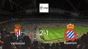 Valladolid cruise to a 2-1 victory vs. Espanyol at José Zorrilla