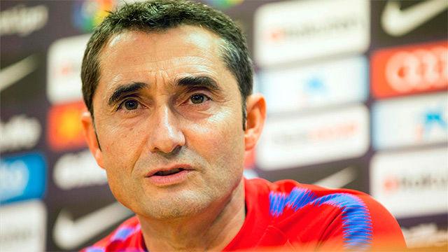 Valverde: Dembélé está preparado