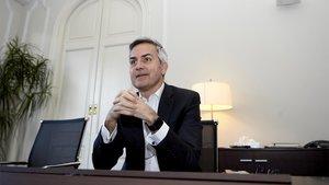 Víctor Font es uno de los impulsores de la moción de censura