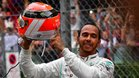 xortunomercedes british driver lewis hamilton points at 190526175706