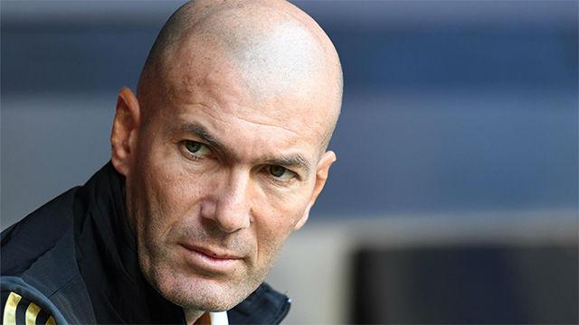 Zidane: Bale no ha viajado porque no estaba bien y lo mejor era que se quedase