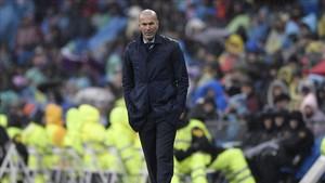 Zinedine Zidane no encuentra soluciones a la degradación del Real Madrid