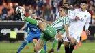 Zou Feddal regresará el jueves a los entrenamientos con el Betis