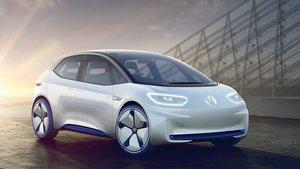 Imagen del I.D. compacto, uno de los futuros eléctricos de Volkswagen.