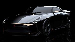 El nuevo GT-R de la marca japonesa.