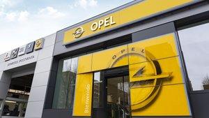 PSA Retail Opel.