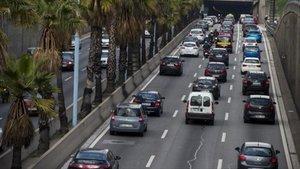 El parque automovilístico español sigue creciendo.