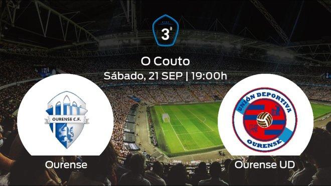 Previa del partido: el Ourense recibe en su feudo al Ourense