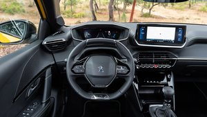 Peugeot i-Cockpit 3D.