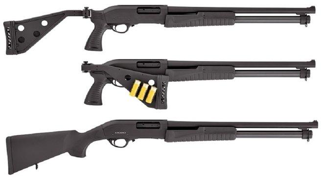 El ejército de Chile pide adquirir escopetas antidisturbios de calibre 12