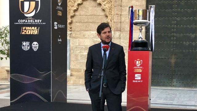 Alemany: El Barça es el claro dominador de la Copa del Rey