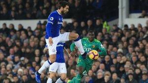 André Gomes ha disputado más minutos con el Everton en 8 partidos que en toda la temporada pasada con el Barça