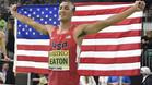 Ashton Eaton no tiene rival