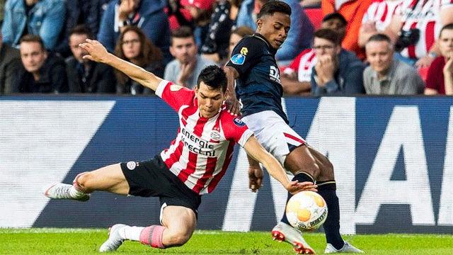 Así juega el lateral izquierdo, Diego Palacios