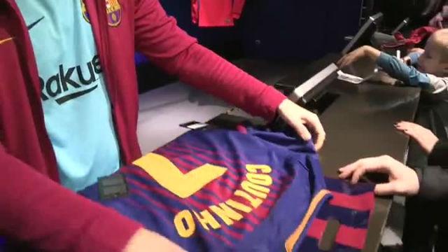 El número que usará Coutinho en Barcelona podría anunciar la salida de Arda Turan