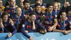 El Barcelona es el actual campeón
