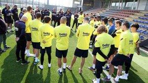 El Barcelona necesita un acuerdo entre club y jugadores
