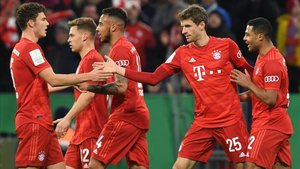 El Bayern defiende su liderato