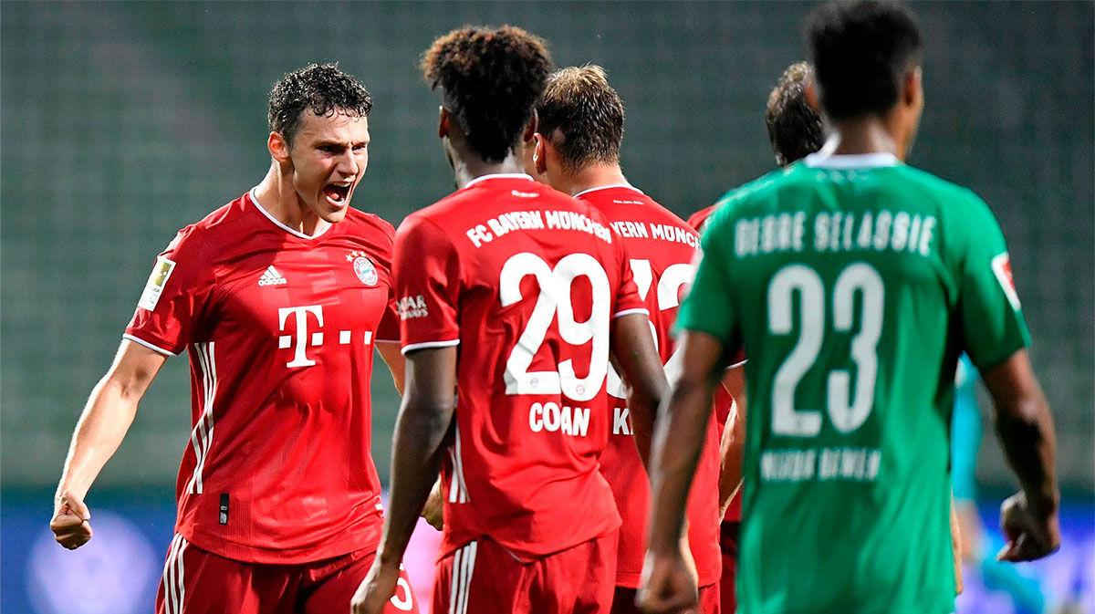 El Bayern de Múnich, campeón de la Bundesliga