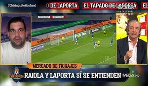 La bomba que tendría preparada Laporta para su candidatura a la presidencia del Barça¿