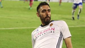 Borja Iglesias, el 9 que quiere el Espanyol