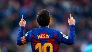 El camino de Messi hasta la cima