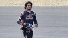 Carlos Sainz sigue evolucionando en Toro Rosso