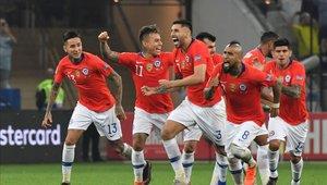 Chile ya está en semifinales de la Copa América
