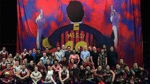 El cirque du Soleil se estrena en Barcelona