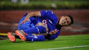 Cruz Azul no pudo sostener el invicto en el torneo de la Liga MX