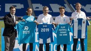 La Danone Nations Cup se presentó en el RCDE Stadium
