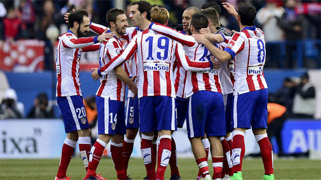 El día que el Atlético de Madrid le metió un 4-0 al Real Madrid