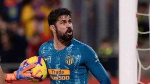 Diego Costa ha sido operado con éxito
