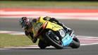Edgar Pons se baja de la moto debido a una hepatits y regresa a Barcelona