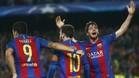 La fiesta del Barça no ha sido bien acogida por todo el mundo