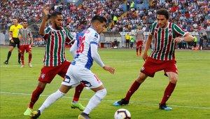Fluminense logró la clasificación en la Copa Sudamericana