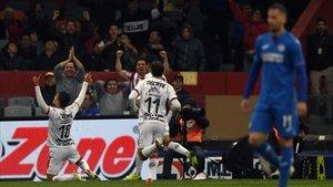 El Guadalajara es líder del fútbol mexicano